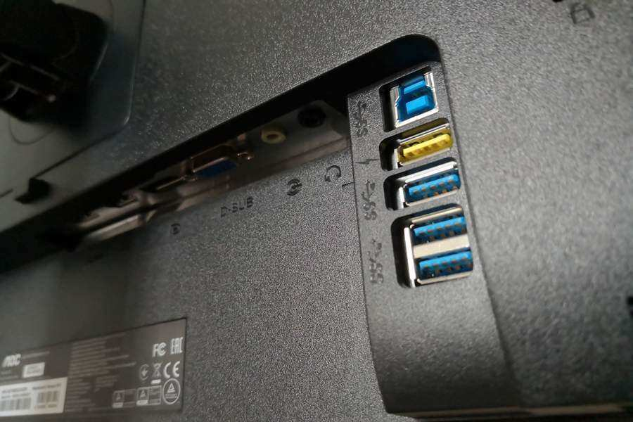 FreeSync Monitor Conectivity